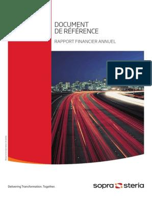 foto de Rapport Financier 2014   Business   Sous-traitance