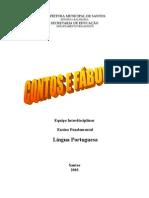 Língua Portuguesa - Contos Fábulas