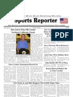 June 16, 2010 Sports Reporter