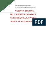 Nilai Dan Prinsip Antikorupsi (Perawat Poltekkes Semarang)