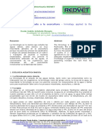 Limnologia aplicada a la acuicultura