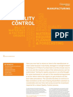Greentree Manufacturing Quality Control Web