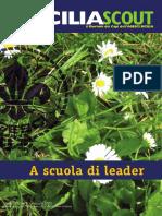 Convegno di Giarre su Scautismo e Formazione alla leadership