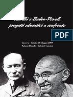 Convegno su Gandhi e Baden-Powell