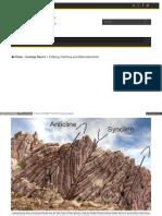 Www Geologyforinvestors Com Folding Faulting and Mineralizat
