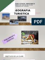 Clase Vi Geofrafia de Turismo2017