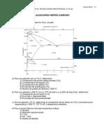 Aleaciones Hierro - Carbono 16-17