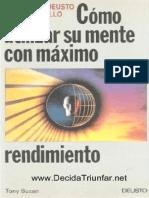 Tony Buzan - como utilizar su mente con maximo rendimiento.pdf
