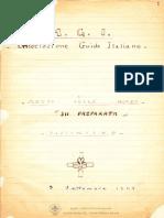 Quaderno Della Squadriglia Scoiattoli