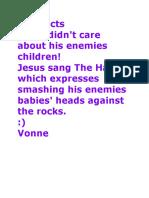 Fun Facts 1