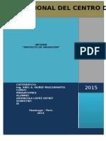 INFORME - TPS - DISEÑO DE ESTRUCTURAS HIDRAÚLICAS - Irrigaciones.docx