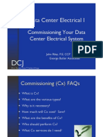 Commissioning Your Data Center Electrical System