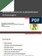 ALTERAÇÃO ALMOXA