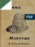 Idioma Mapuche - Ernesto de Moesbach 1962