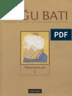 Doğu Batı 51. Sayı - Osmanlılar 1. Kısım