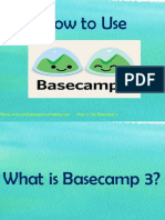 How to Use Basecamp 3