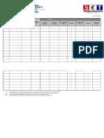 Planilla Electrónica de Cálculo  - RG N° 67%2F2015