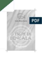 Literatura - Fábulas - Tigre de Bengala