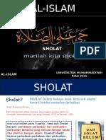 Shalat Al Islam 2 Materi 3