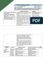 Planificacion Unidad de Aprendizaje Numero 4