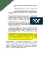Incumplimiento de La Obligación de Llevar Registros de Control de Inventarios