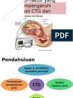 Faktor-faktor Yang Mempengaruhi Interpretasi CTG-fa