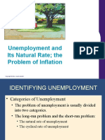 8 Unemployment and Inflation