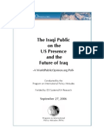 iraq sep06 rpt