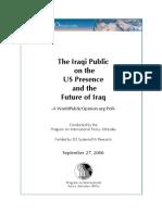 iraq sep06 rpt