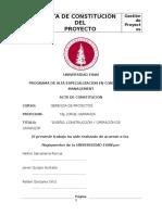 Acta de Constitucion Del Proyecto - Catapulta 21-06-14
