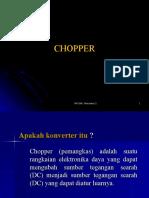 12 Perkuliahan12 Chopper