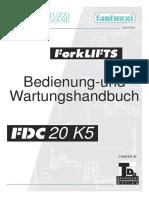 Fantuzzi FDC20K5-1 on