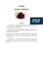 Projeto Janela Liter+íria