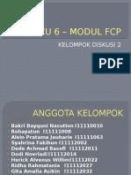 Pemicu 6 – Modul Fcp