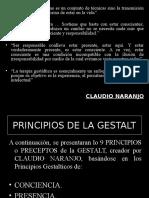 Claudio Naranjo- TecnicasClaudio Naranjo- Tecnicas