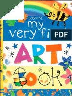 Usborne My Very First Art