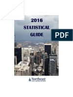 Northeast Gas Statistics guide 2016