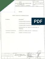 Norma 173-88 Montaje de Equipos Para Subestaciones DeTransmisión. Instalaciones DeTableros y Gabi