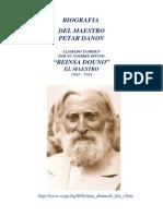 Biografia de Peter Deunov