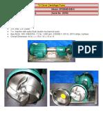 Oi p 024 Tri Clover Pump
