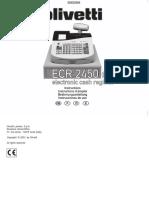 Olivetti ECR 2450