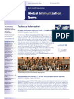 WHO Global Immunization