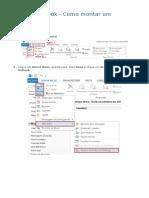 Microsoft Outlook - Como Montar Um Arquivo PST