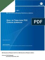 Sugestoes de Tema Para TCC Juridicos2016