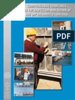 Comprehensive Guidelines Inspection Repair of HDG Coatings