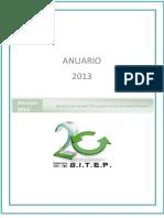 Anuario gitep 2013