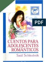 Cuentos para Adolescentes Romanticos