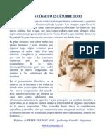 Mensaje de Peter Deunov-el Plan Cosmico Esta Sobre Todo