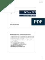 ECD + ECF