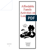 Affordable Family Activities 2016